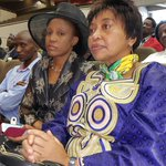 At the funeral of the late Jackie Selebi http://t.co/Kr5xd6523d