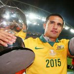 .@Tim_Cahill: Socceroo #ACFinal triumph to super-charge football in Oz - http://t.co/TsuoWupWEB #AsianChampions http://t.co/T2TrHLEzre