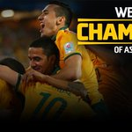 YEEEEEEESSSS! We did it Australia! This ones for you! #GoSocceroos #AsianChampions http://t.co/TMyawhq562
