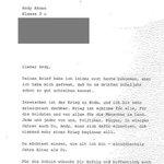 Hier ist der Brief, den mir Herr #Weizsäcker 1991 geschrieben hat. :) cc: @MikeGlindmeier @santapauli1980 http://t.co/V2hKcYVUkz
