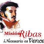 Con Ribas vamos Venciendo por el Camino de Bolívar y Chávez,el Camino de la Historia Grande,de la Patria Humana... http://t.co/pyjvQFXqRP