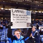 This geezer should be launched straight out Stamford bridge utter disgrace http://t.co/DiS1sO1oC5