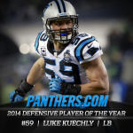 Who do you think should be the overall @Panthers.com MVP for 2014? RT for Kuechly FAV for Olsen. http://t.co/0ruPjn0OJd