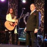 Beautiful @sarahbeattyca & @BorisBrott at SACHA @thesainttweets in #HamOnt @Hamiltonmusic @JamesvilleHUB @GCIHamOnt http://t.co/4ZH4DDd1oU