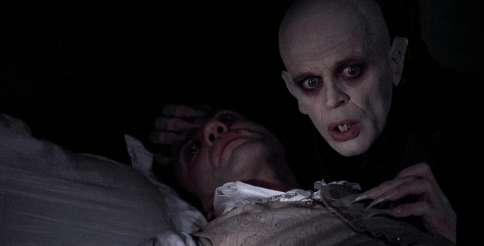 This time tomorrow night, our Werner Herzog season continues with stunning horror remake Nosferatu The Vampyre. http://t.co/5eJjSle0uq