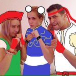Melhor montagem! #MortalKombat #UFC @sophiaabrahao @raphaeldraccon (valeu, Diego!) http://t.co/daaIxEbeaM