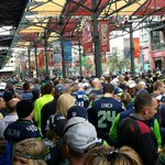 #12s EVERYWHERE at #SB49. Its like a #Seahawks home game. #Q13FOX http://t.co/7De4FIuCGu