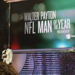 Our man @TD58SDTM is the #WalterPaytonManoftheYear   @Panthers #KeepPounding http://t.co/MDofzwqu9c
