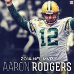 Aaron Rodgers is named the 2014 NFL MVP! http://t.co/BO8Zmw1p0l