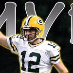 Aaron Rodgers wins the MVP award for the 2nd time! http://t.co/u842ZzxF9e