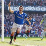 What a feeling! Best of my life. Massive game today - the old firm is back!!! 💙 http://t.co/Tc71bXTacH