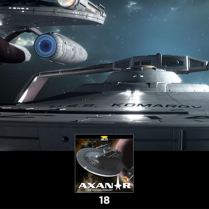 New @StarTrekAxanar podcast! Tobias Richter joins @BurnettRM @AlecPeters to talk ship design. http://t.co/Fs3xyqGjFI http://t.co/xtIeUsBf4E