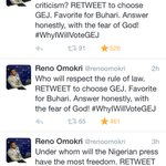 "Reno can block me, as a man of God, he should know that he cant block will of GOD ???? ""@Yariman_Bungudu: @dawisu http://t.co/XyS2oRUrSo"""