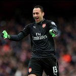 David Ospina didnt have too much to do, but he was solid when called upon. Yet another clean sheet for him! #AFCLive http://t.co/SoTQFM8gb0