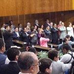 Acompañan al Gob. @GracoRamirez el gabinete del Gobierno del Estado de #Morelos. #2informeMorelos #VisionMorelos http://t.co/2gLN4MjVEt