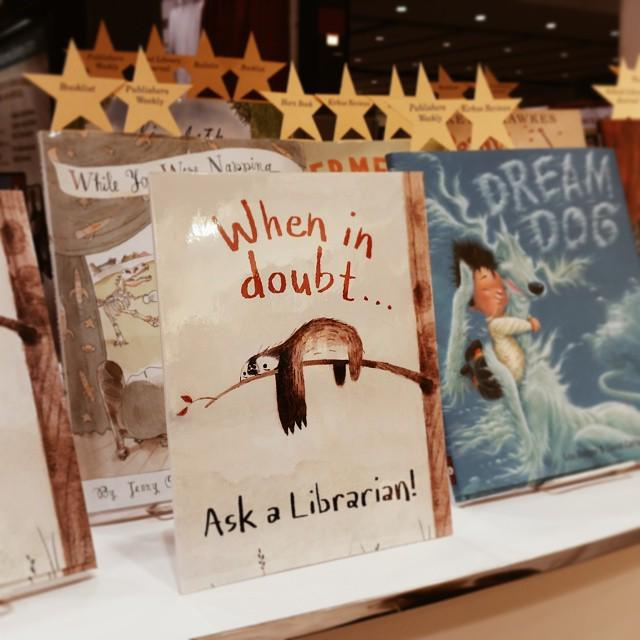 Excellent advice. #alamw15 http://t.co/O1jaAIXaJq