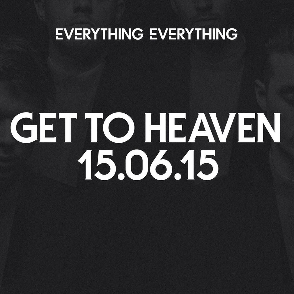 OUR NEW ALBUM IS CALLED 'GET TO HEAVEN' - 15.06.15 http://t.co/aGnMlgcabq
