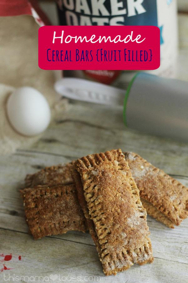 Homemade cereal bars #recipe #healthy #kidsinthekitchen http://t.co/IUvExxm0tu http://t.co/BriieQVWEa