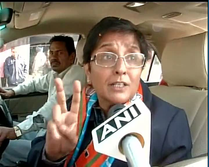 #FailTransliteration. Samaan. Sammaan. RT @ANI_news: Naari ka samaan, sabka samaan : Kiran Bedi, BJP http://t.co/WvQUkDxDAb