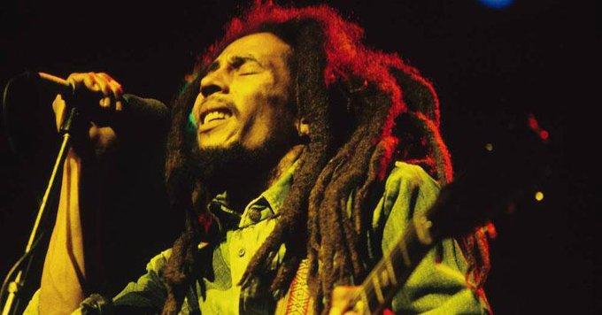 Happy 70th birthday to the music legend Bob Marley |