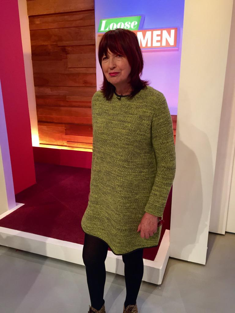 bddc00c7cac Our JSP wears lime green and grey jumper dress by COS  LWstyle http