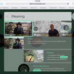 This is what search looks like inside a video #StoryofNow #TouchCast http://t.co/gnvBygpk1h