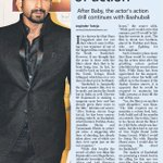"""@sillijo: @RanaDaggubati 's course of Action, AbsoluteIndia Epaper from 12th Feb. http://t.co/oPAmuzzkOK"""