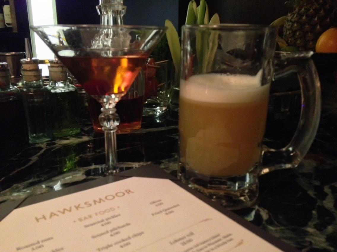 Shaky Pete's Ginger Brew - Hawksmoor Seven Dials London's Best Cocktails to Cure Your Hangover