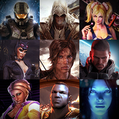 Which Xbox character would you like to take out for some romantic co-op time? http://t.co/tLdEooss