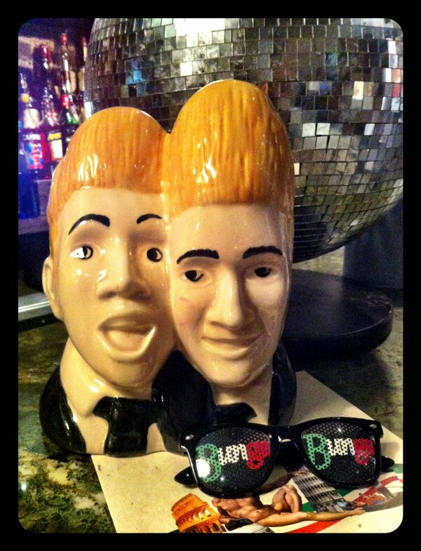 @planetjedward check out our new cocktail sharer! Officially your biggest fans over here @BungaBungaLondn #Eurovision http://t.co/34kG6EAF