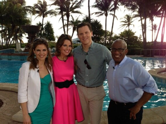 Savannah Guthrie's Twitter Photo