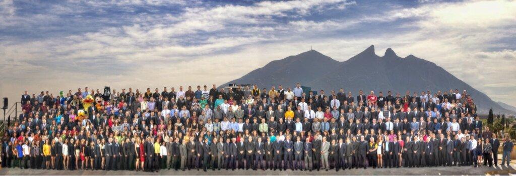 45 Aniversario de Multimedios Televisión. Foto Oficial http://t.co/4oqe3hIDF6