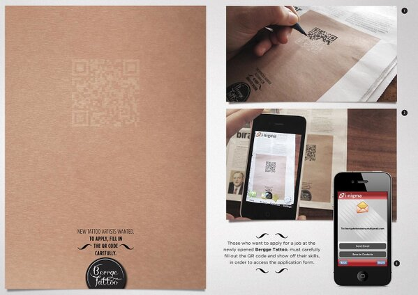 Best use case for QR code I've seen: http://t.co/D7vp7paTYF (via @thijs)