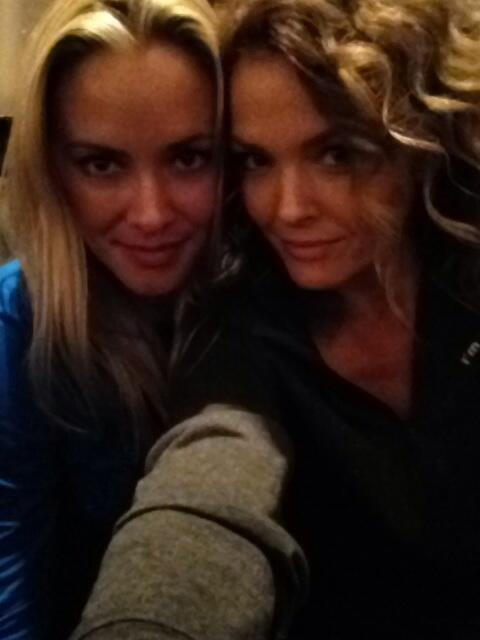 @DinaMeyer: @lokenkristanna - sexiest Terminator ever http://t.co/QcsW1pUdQy  No shit! Worked with her on Burn Notice. She wants me.