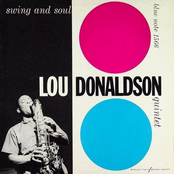 Donaldson Swing Lou Donaldson/swing And