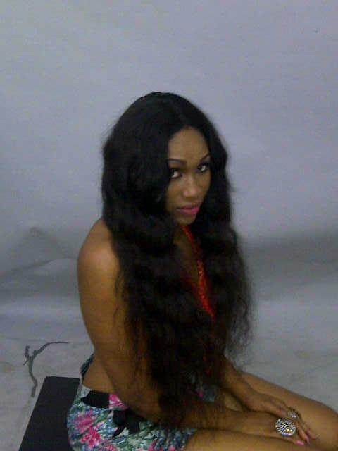 Ebube Nwagbo Posh hair brazilian