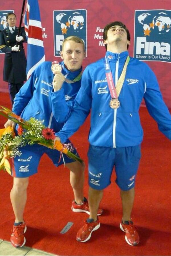@ChrisMears93 bronze medal at the World Series . Yeeeaaahhh boi ;-) http://t.co/pEIT8wdZ9y
