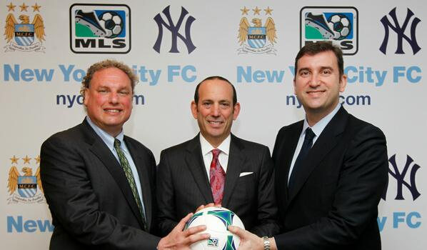 New York City FC (@NYCFC), Major League Soccer's 20th team. Here are all the details: http://t.co/OoS2tqwTWC http://t.co/rCLMQlj67T