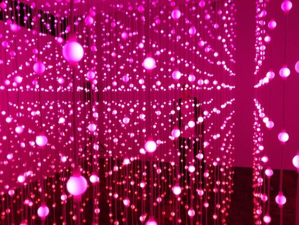 The fantastic #LED #interactive installation @mappingfestival Geneva 2013 http://t.co/ZkCwuwi3Ij