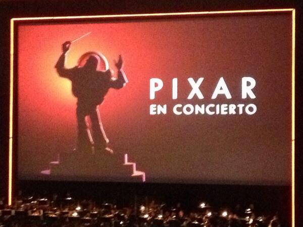 El concierto de Pixar en el auditorio INCREÍBLE !!!!!! http://t.co/OY7cwVY9Jl