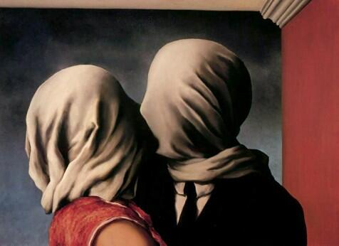 "@RossellaP3: ""Gli amanti"" o ""Les amants"" - Renè Magritte (1928). http://t.co/p4nUF4ihhr"