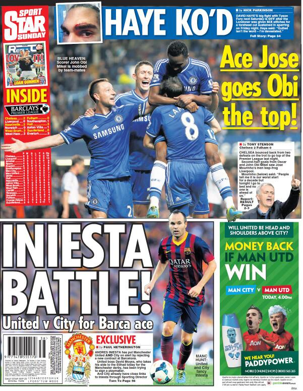 BUt6ohBCUAAotwq Man United & Man City target Iniesta after he rejects Barcelona contract [Sunday Star]