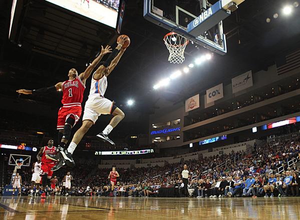 Recap: Thunder vs. Bulls Preseason