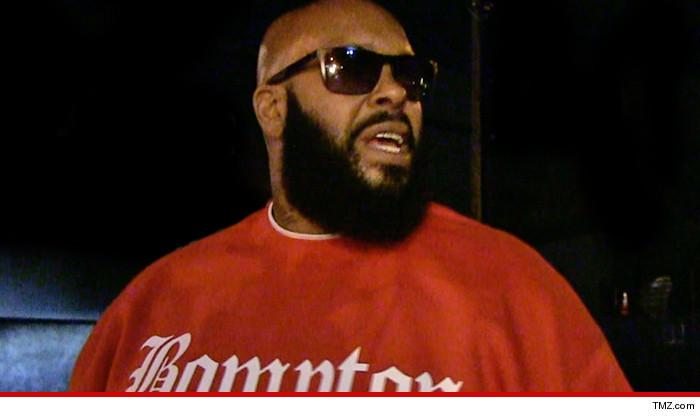 Suge Knight's defense: he's BLIND in his left eye!!