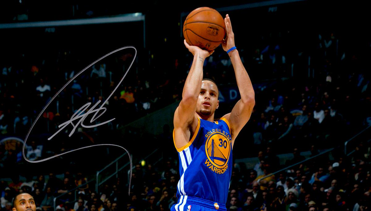 warriors superstar @stephencurry30 has the best shooting form in ...