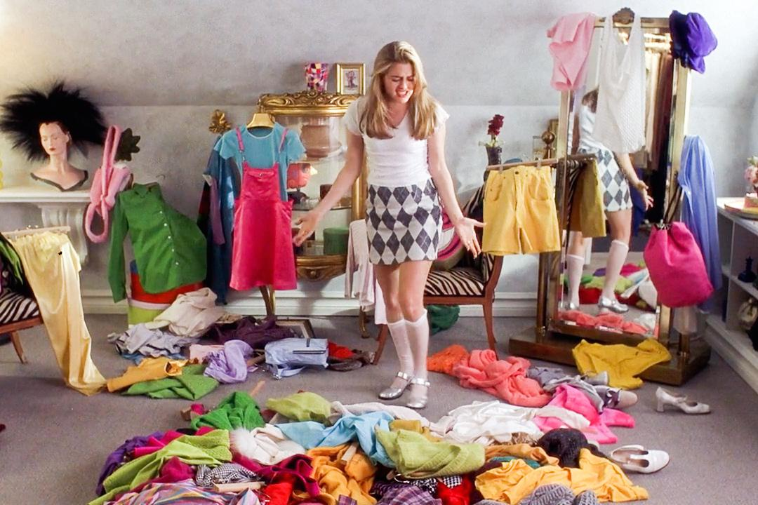 """""""Lucy!!! Where's my white collarless shirt from Fred Segal?!?"""" -Cher Horowitz, 90s fictional fashion goddess #TBT http://t.co/UDXj7O4JSc"""
