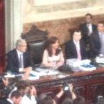 #TodosConCristina #AsambleaLegislativa MomentosHistoricos Enorme @CFKArgentina @ProyeNac http://t.co/sKm3et4eNa