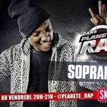 RDV a 20h pour le @Planete_Rap de @Sopranopsy4 @SkyrockFM #SopranoSurSkyrock #Tournée #Cosmopolitanie @fredmusa http://t.co/lFhfxNu1uY