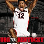 Black Out for Kentucky tomorrow, Bulldog Nation! All UGA students in attendance get a tshirt! #WearBlackBeLoud http://t.co/ZfFqoxrgAy