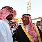 استقبال #محمد_بن_نايف و #محمد_بن_سلمان لـ #عبدالله_الخالدي كشف عن قيمة المواطن في #السعودية عند حكومته فـ شكراّ لكم http://t.co/cJZKmT3i84
